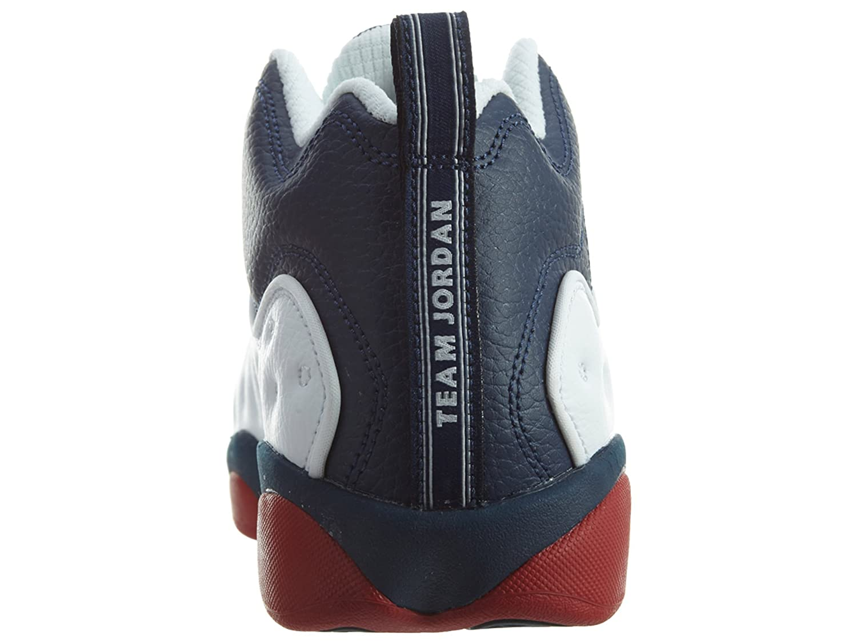 Mr/Ms Jordan Kids Jumpman Team Big II Basketball Shoes Big Team clearance sale High quality and economy Valuable boutique AH24746 7f3927