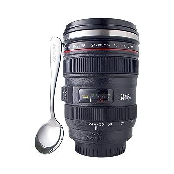 Amazon.com: Camera Lens Coffee Mug: Kitchen & Dining