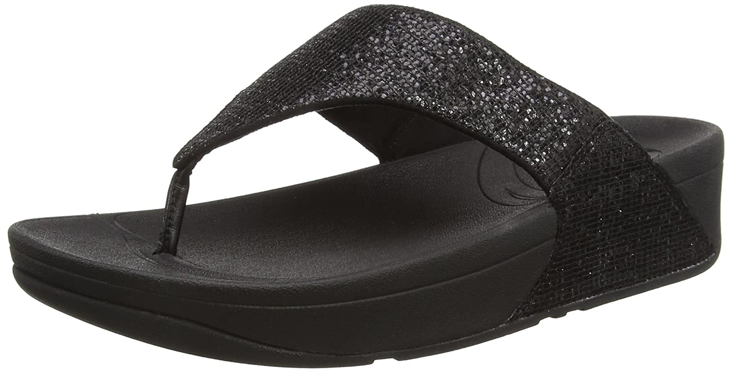 56e12277d82c Fitflop Women s Lulu Superglitz Sandals  Amazon.co.uk  Shoes   Bags