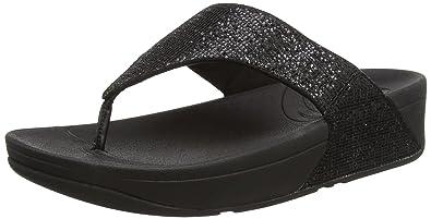 56e12277d82c Fitflop Women s Lulu Superglitz Sandals  Amazon.co.uk  Shoes   Bags