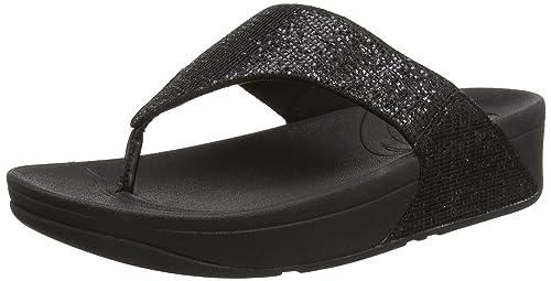 e350680dce3 Fitflop Women s Lulu Superglitz Sandals  Amazon.co.uk  Shoes   Bags