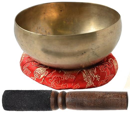 12 opinioni per Buddhafiguren/Billy Held–Campana tibetana lavorata a mano, con accessori