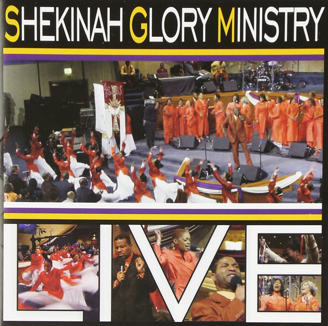 Shekinah Glory Ministry Live [2 CD] by Kingdom Records