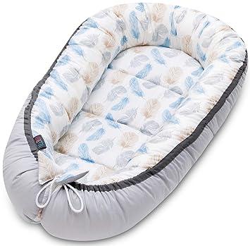 2 Tlg  Babynestchen-Babykokon -Kokon-Nest-Babynest