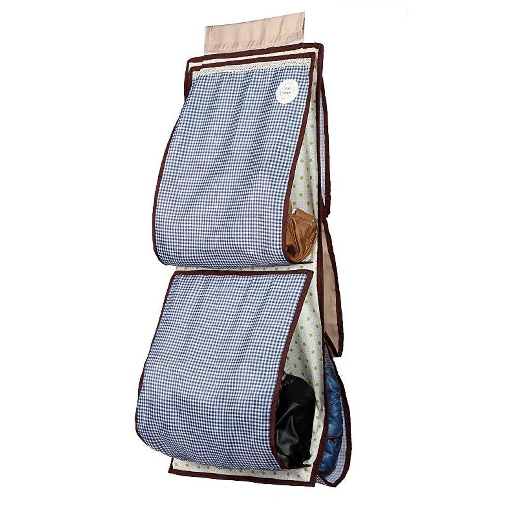 Aufbewahrungstaschen Xuan - Worth Another Blau Lattice Bag Hanging 5th Floor Garderobe