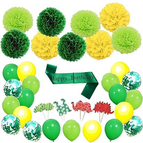 qin-er Balloons Globos de Confeti, Globos de látex para ...