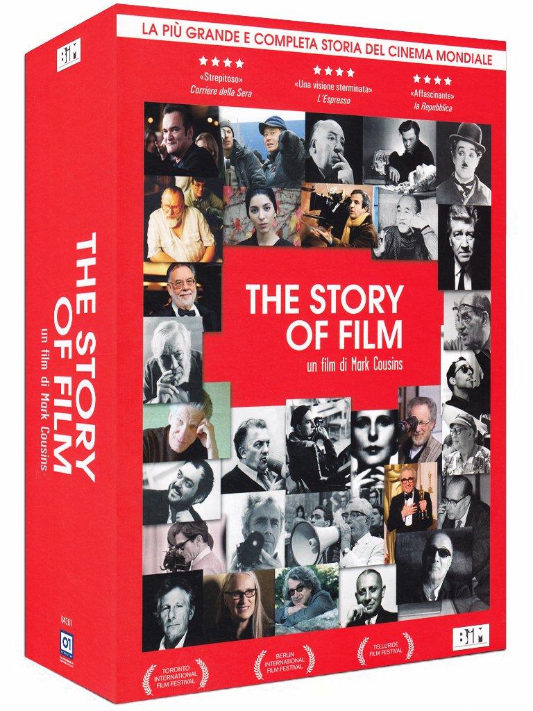 The Story Of Film (8 Dvd) [Italian Edition] B009WHNQ62