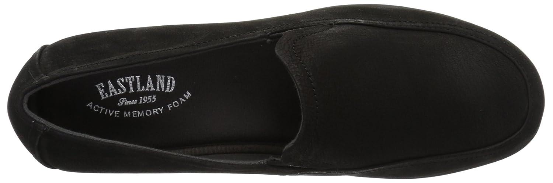 Eastland Women's Cora Slip-on Wedge B0711H9T4X 11 B(M) US|Black
