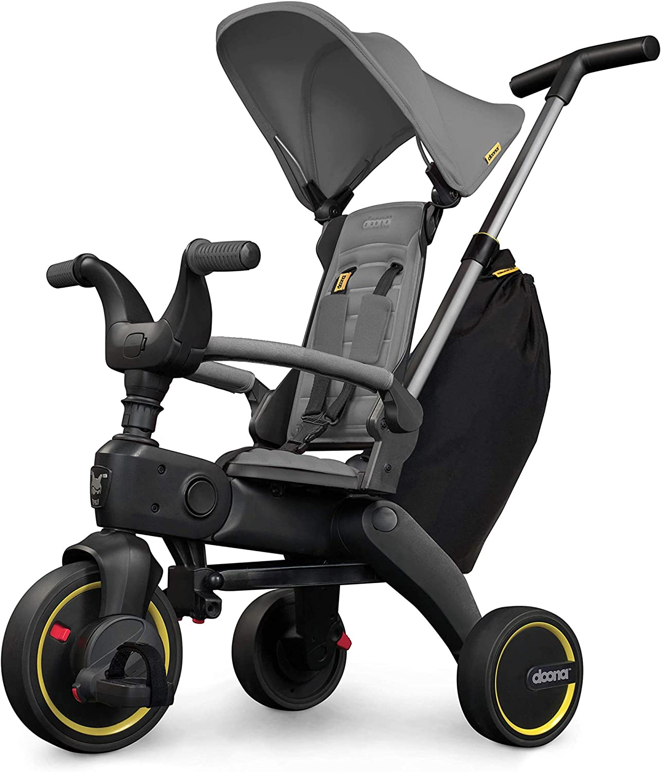 Liki Trike by Doona SP530-99-030-005 S3 - Triciclo, color gris