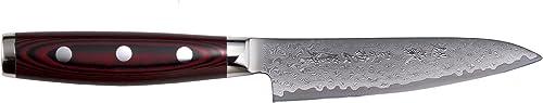 Yaxell Super Gou Utility Knife, 5-Inch