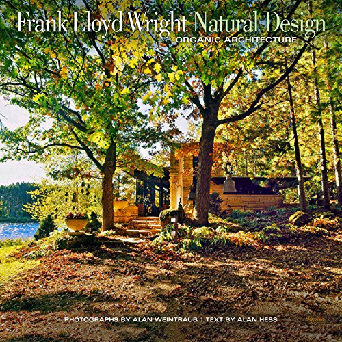 Frank Lloyd Wright Natural Design Organic Architecture Lessons For Building Green From An American Original Buy Online In Chile Imusti Products In Chile See Prices Reviews And Free Delivery