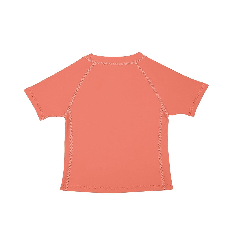 L/ässig 1431005802/_5 Tshirt /à Manches Courtes pour Fille P/êche 3 Ans