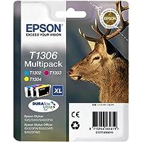 Epson C13T13064010 Orjinal Multipaket Kartuş T1306XL