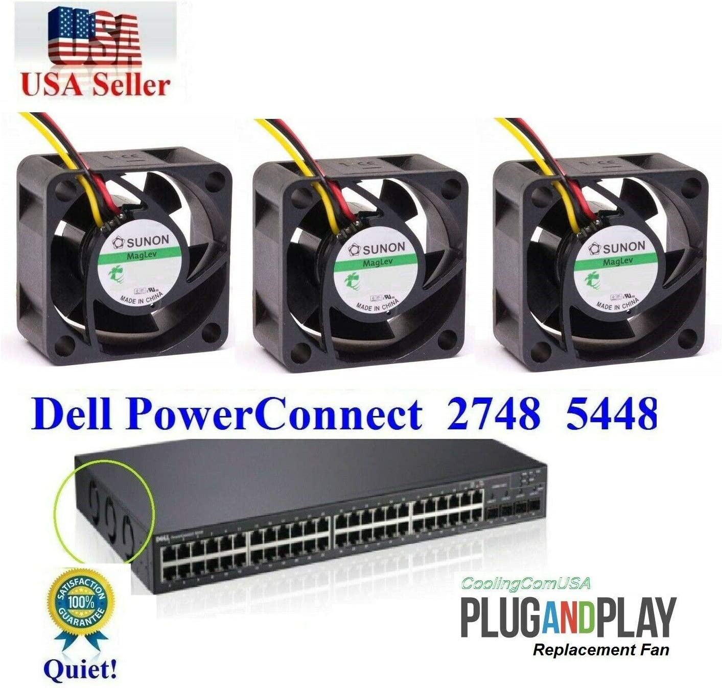 Compatible 330-2405 SFP 10GBase-SR 300m for Dell PowerConnect 6224P