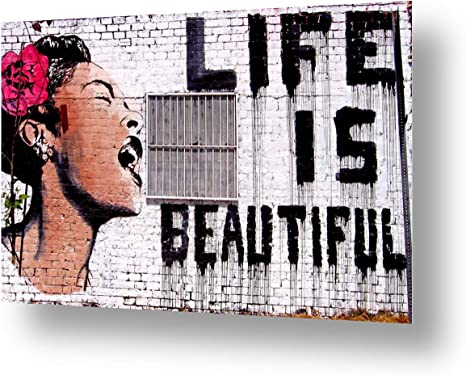 Banksy Wall Decal Stickers A Late Date