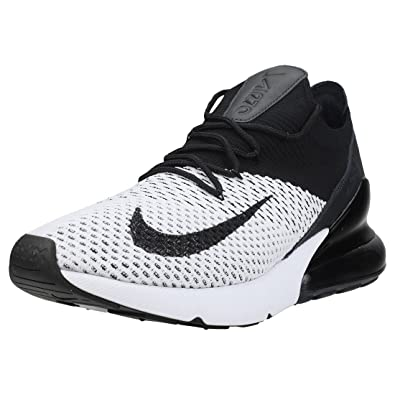 8c70238497f6 Nike Air Max 270 Flyknit Mens Trainers  Amazon.co.uk  Shoes   Bags
