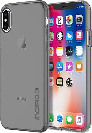 Incipio NGP Pure - Carcasa para Apple iPhone X, Color Gris