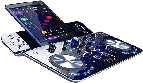 Hercules - DJCONTROL WAVEM3 - Controlador DJ - PC / MAC / Android ...