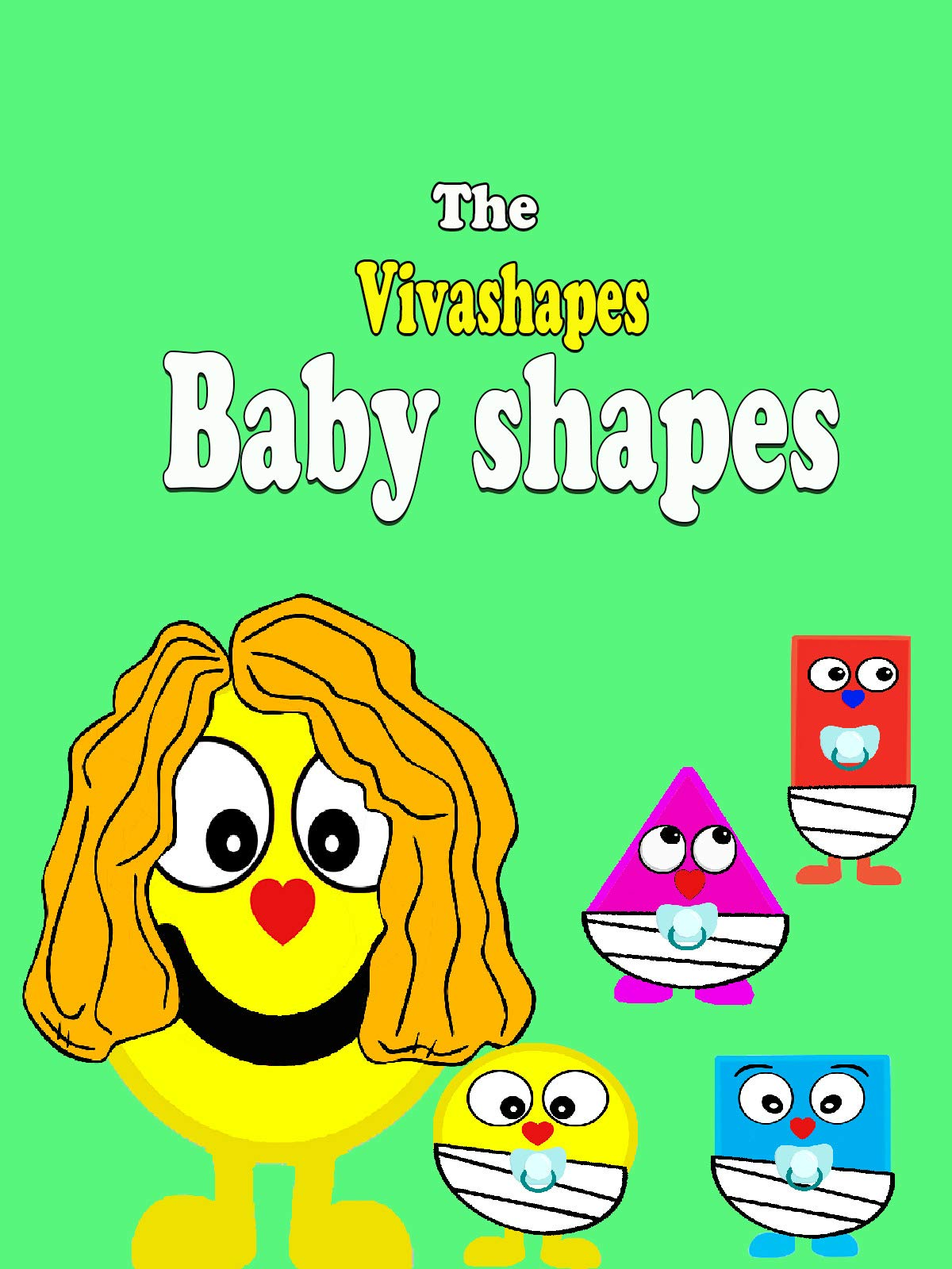 The vivashapes baby shapes. on Amazon Prime Video UK