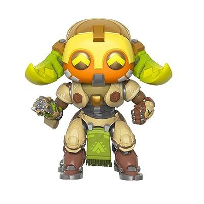 "Funko Pop Games: Overwatch - 6"" Orisa Collectible Figure, Multicolor: Toys & Games"