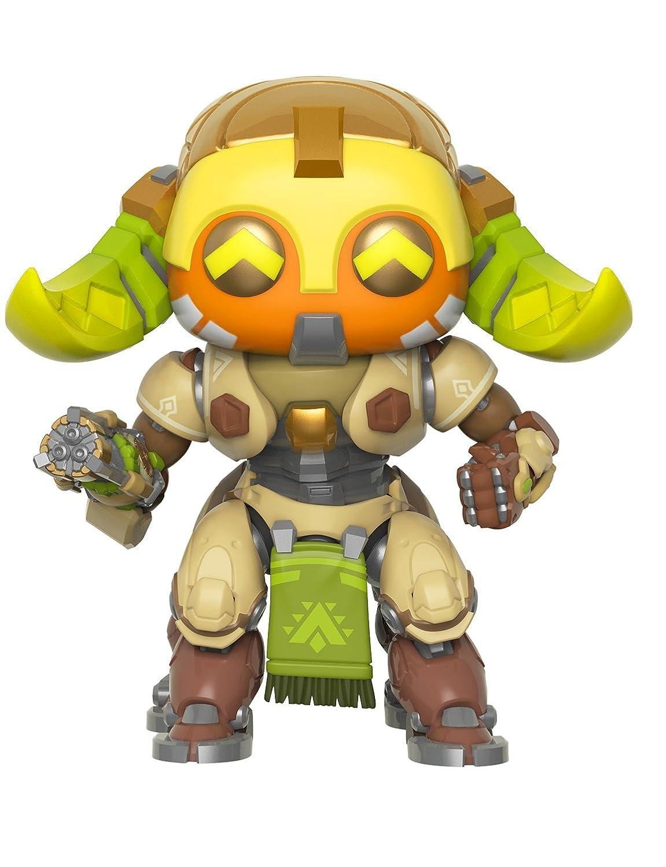 Funko Pop Games: Overwatch-6 Orisa Collectible Figure, Multicolor 32280