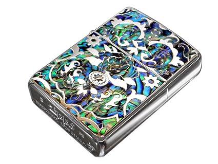 Amazon.com : Zippo Mosaic Shell DS-A : Sports & Outdoors