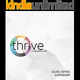 THRIVE Study Series Workbook (English Edition)