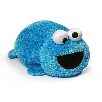 GUND SESAME STREET (セサミストリート) クッキーモンスター ビッグクッション Cookie Monster Snugaumps  4059997