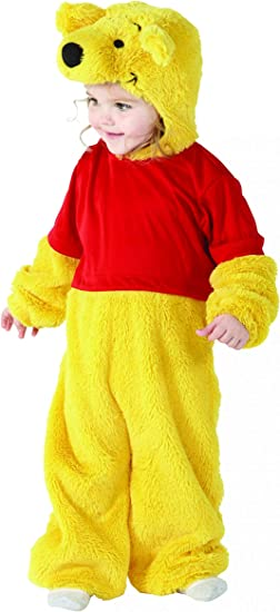 Winnie The Pooh - Disfraz de oso Winnie para niño, talla bebé 6-12 ...