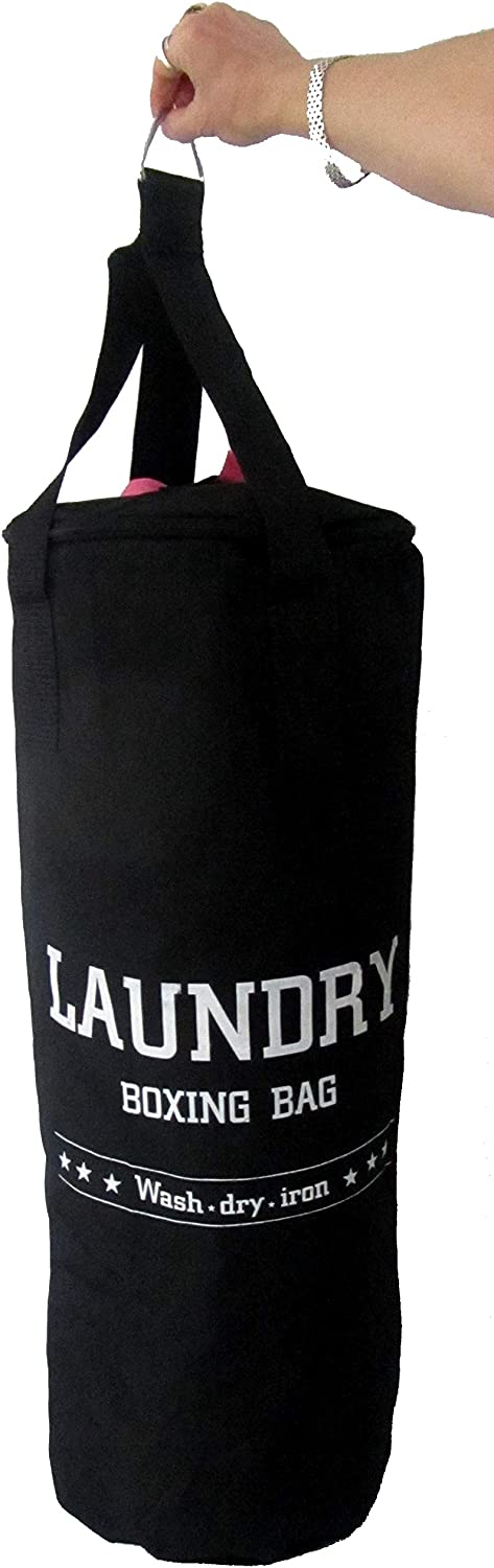 Boxing bag Laundry Punch Bag Boxing, Martial Arts 2.5ft Lazy Teenagers College School Uni Boarding School