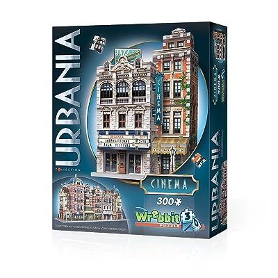 """'Wrebbit 3D W3D 0502""""Urbania: CINEMA Puzzle"""
