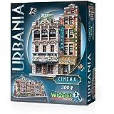 """'wrebbit 3d w3d-2003de 0502""""Urbania: cinema Puzzle"""