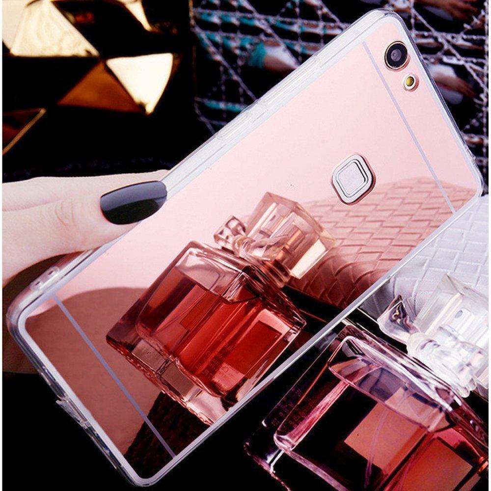 Funda para iPhone 7, Espejo Carcasa Clair para iphone 8 ...