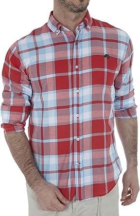 Altonadock Camisa Casual para Hombre: Amazon.es: Ropa y ...