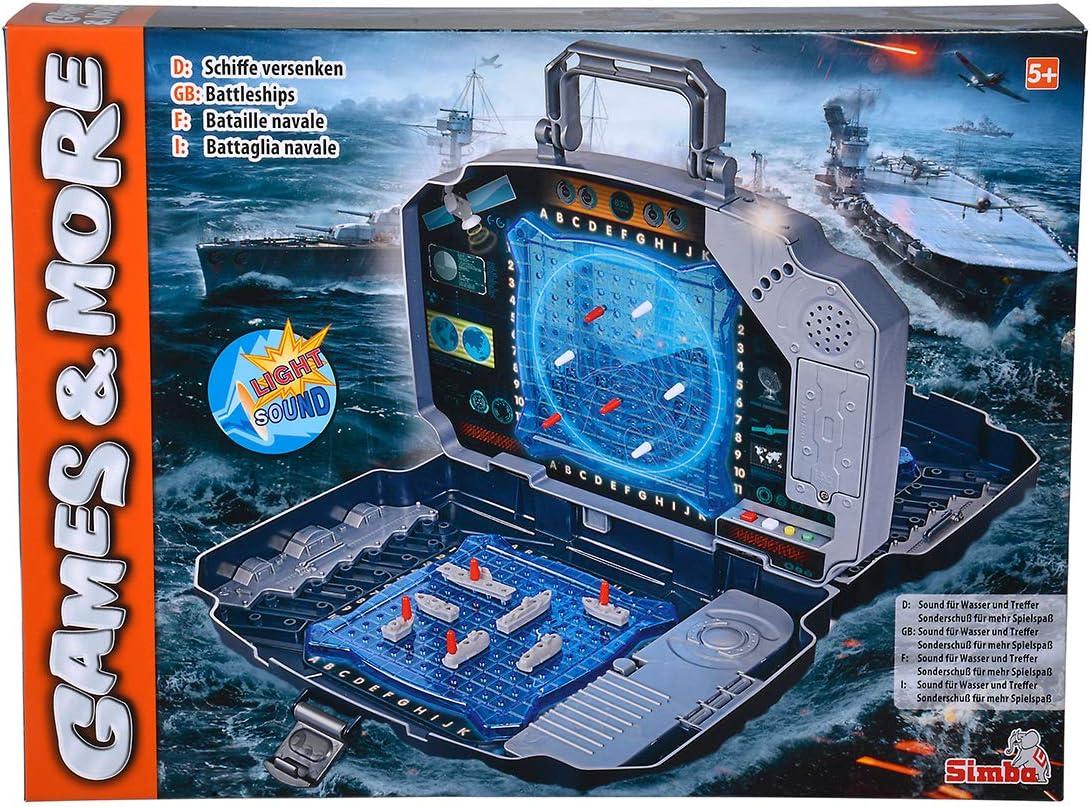 Simba 106104435 Games and More - Barco eléctrico: Amazon.es: Juguetes y juegos