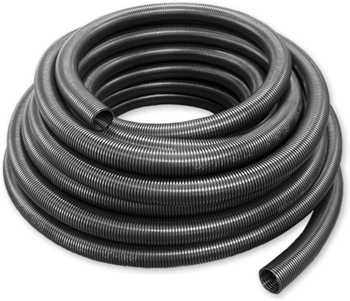 10m of 32mm Black Flexible PVC Covered Steel Conduit Kopex IP54 Rated