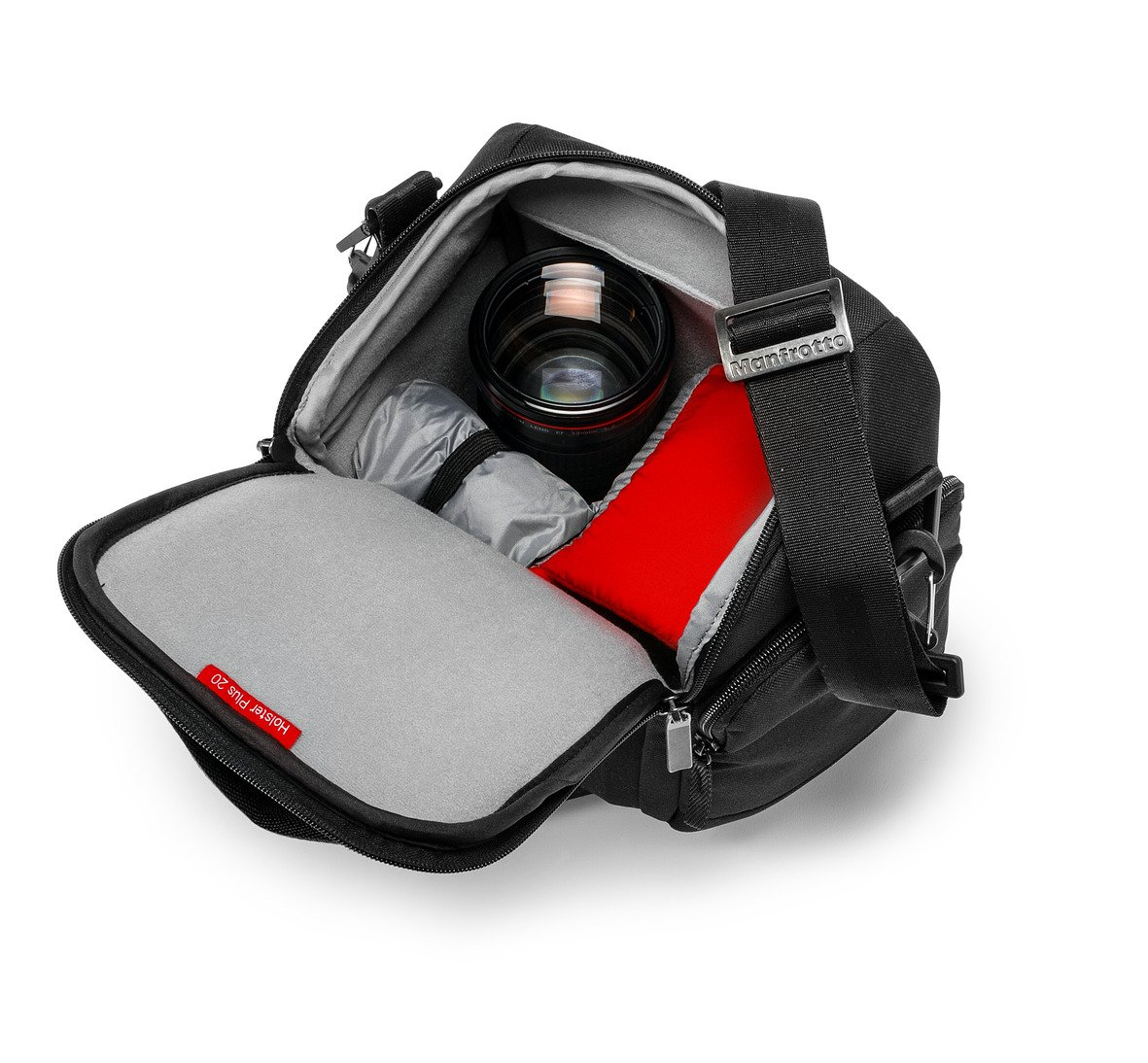 Manfrotto MB MP-H-20BB - Funda para cámara DSLR, Negro: Amazon.es ...