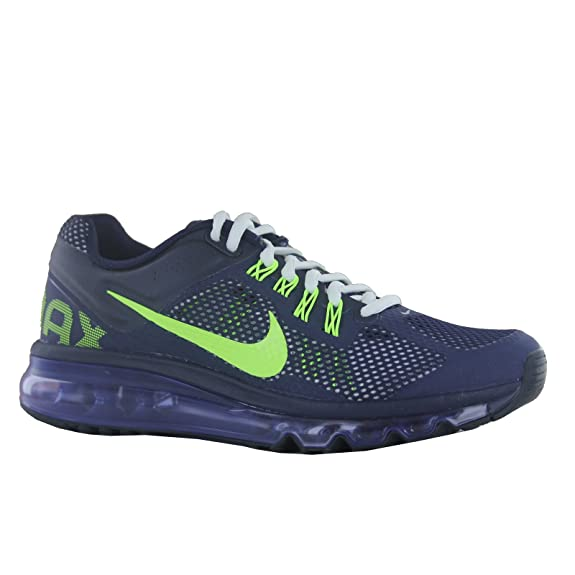 Nike Air Max 2013 GS Blue Youth Trainers Size 26 EU: Amazon