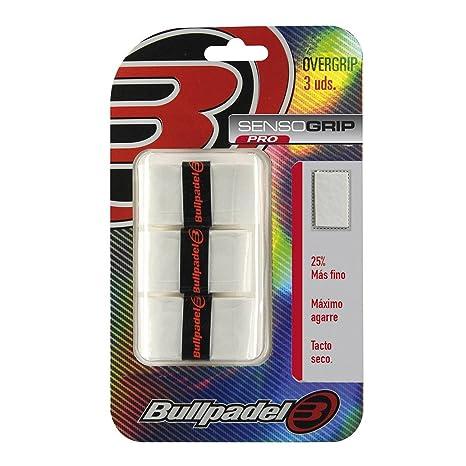 Bull padel - Gb1603, Color White: Amazon.es: Deportes y aire ...