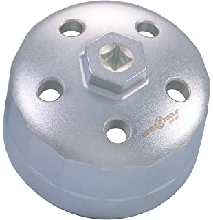 Amazon com: Motivx Tools Volvo Oil Filter Wrench for 86mm Cartridge