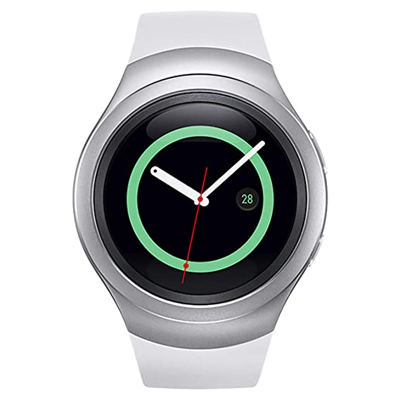 Amazon.com: Samsung Gear S2 Smartwatch Silver (US Version ...