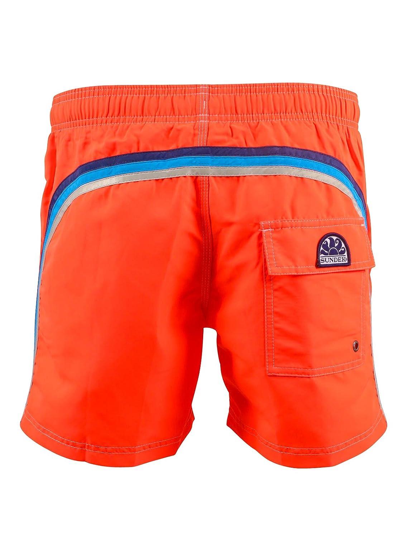 SUNDEK Orange Badeshorts Junge 504