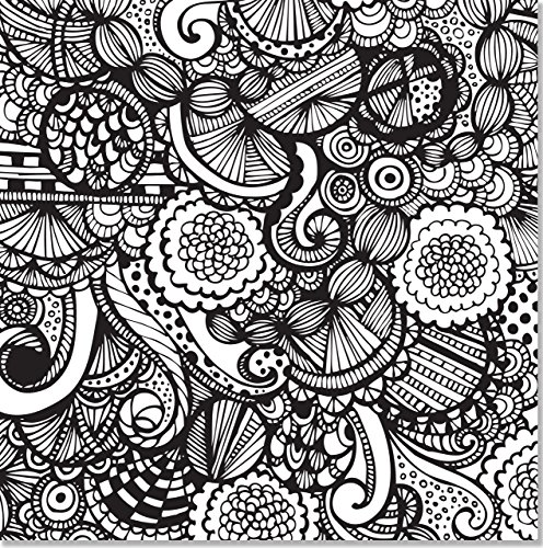 Joyful Designs Adult Coloring Book 31 Stress Relieving