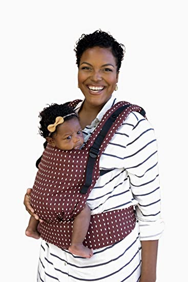 Baby Tula Free-to-Grow Baby Carrier 7 – 45 lb, Adjustable Newborn to  Toddler Carrier, Ergonomic Inward