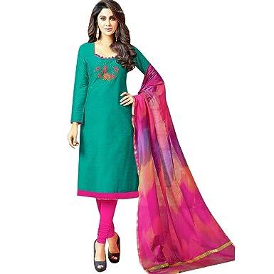 d524f22169 Ladyline Silk Hand Worked Formal Partywear Salwar Kameez Indian Womens  Dress Pakistani Salwar Suit at Amazon Women's Clothing store: