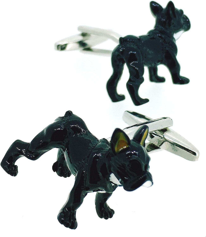 Gemelolandia   Gemelos para Camisa Bulldog Francés 3D Gemelos ...