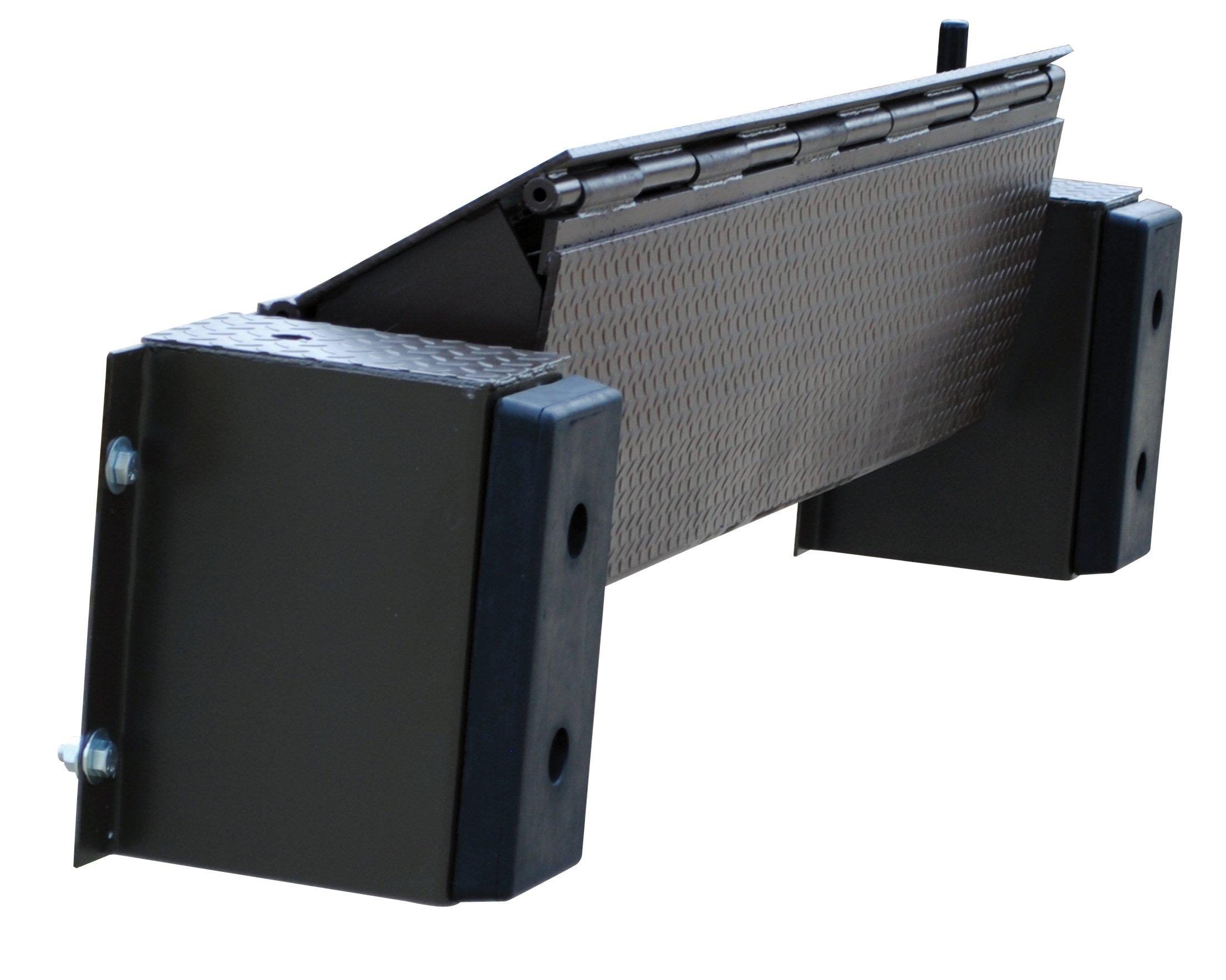 Vestil FM-3072 Mechanical Edge-O-Dock Levelers, 30000 lb. Capacity, 72'', Brown