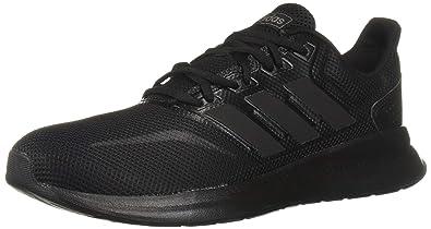 newest 7098d bdfc7 adidas Womens Falcon, Black, ...