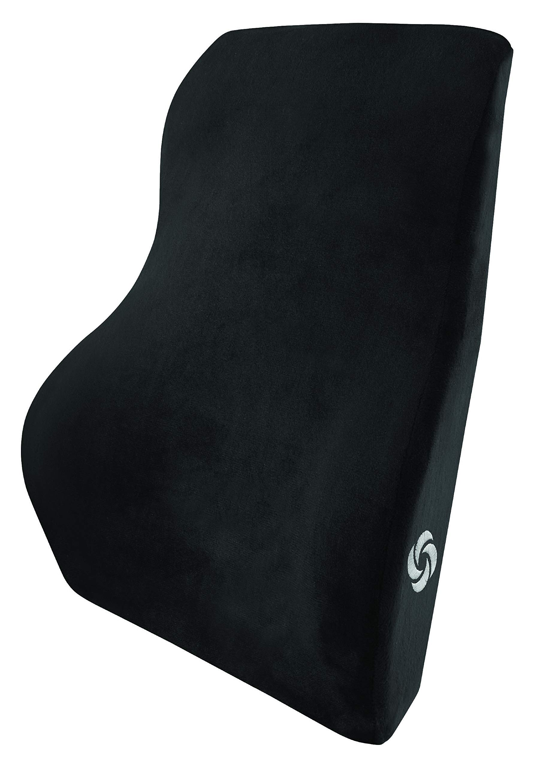 Samsonite SA5447 Full Size Lumbar Support with 100% Pure Memory Foam  Helps Relieve Lower Back Pain  Fits Most Seats by Samsonite (Image #2)