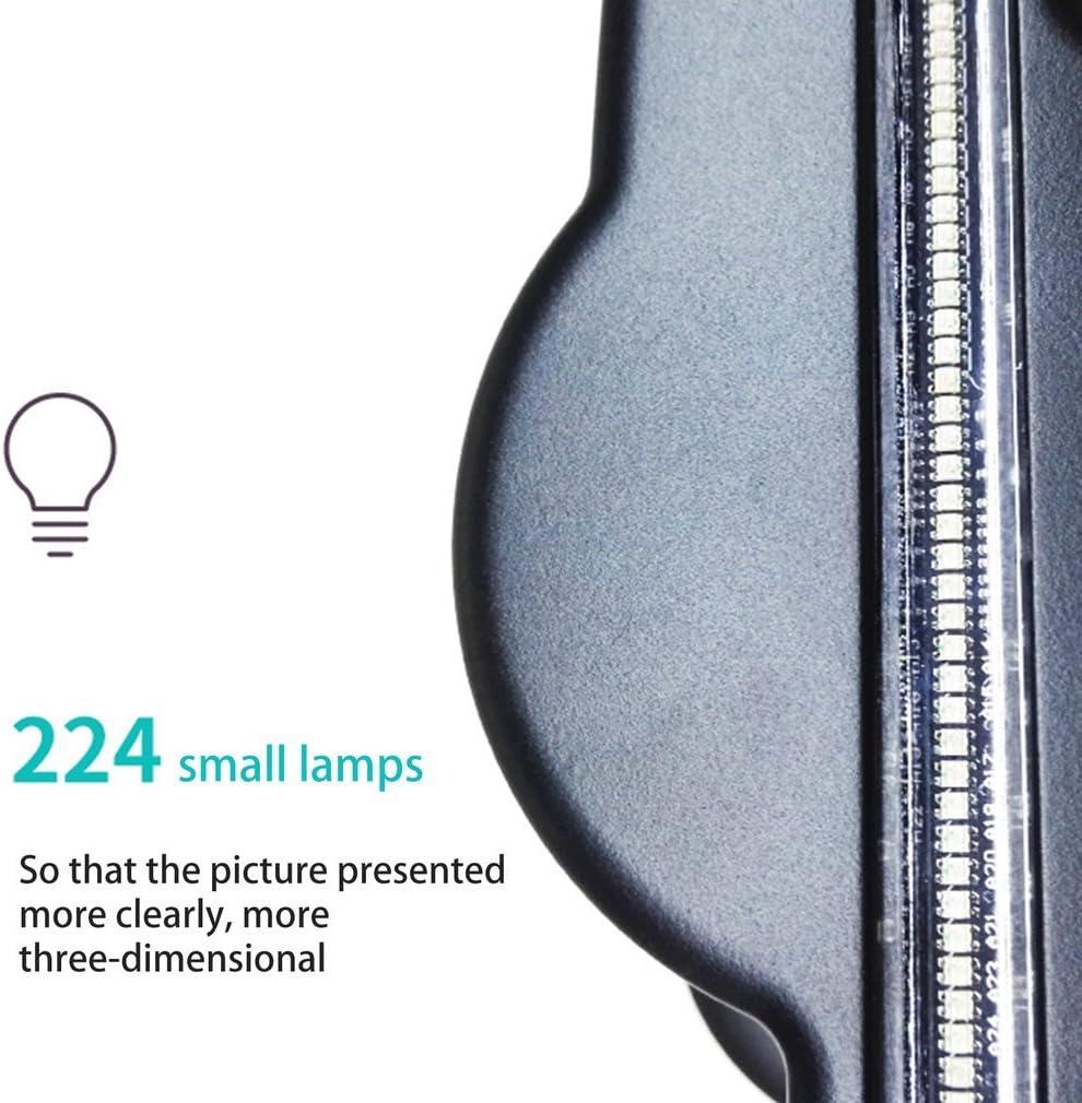 3D Ventilador Holograma publicitario LED Holográfico para ...